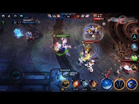 Iron League - Real-time Global Teamfight screenshot 14