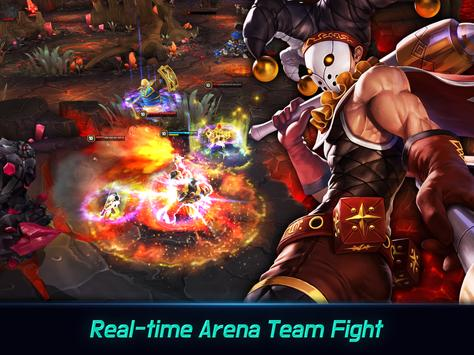 Iron League - Real-time Arena Teamfight screenshot 8