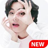 BTS - V Kim Taehyung Wallpaper HD 4K 2021 icon
