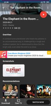 TubMade : Free Movies & Tv Show 스크린샷 2