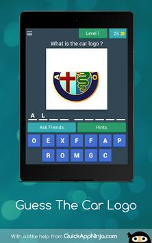 Guess The Car Logo screenshot 14