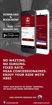 ASSI Booking App poster