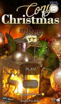 Hidden Mahjong: Cozy Christmas poster