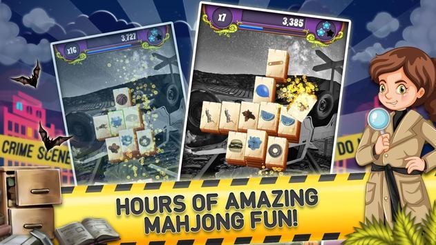 Mahjong Crime Scenes: Mystery Cases screenshot 1