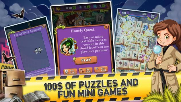 Mahjong Crime Scenes: Mystery Cases screenshot 9