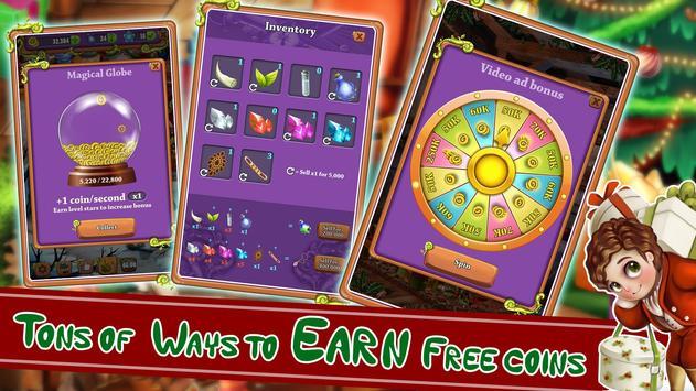 Christmas Mahjong screenshot 6
