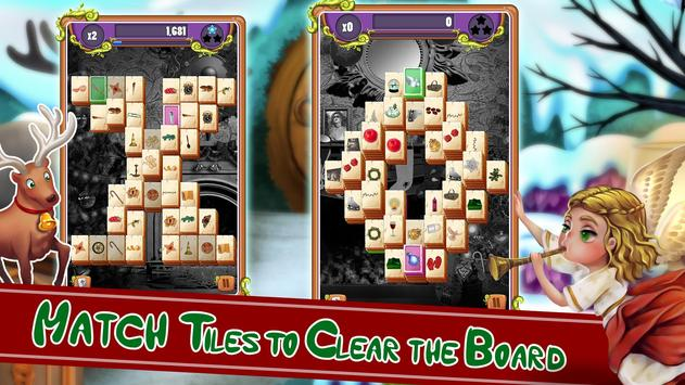 Christmas Mahjong screenshot 16