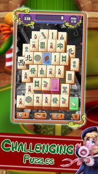 Christmas Mahjong screenshot 2