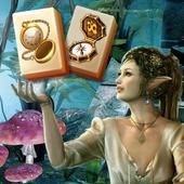 Mahjong Magic Worlds: Journey of the Wood Elves 圖標
