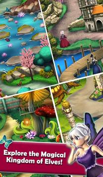 Mahjong Magic Worlds: Journey of the Wood Elves 截圖 6