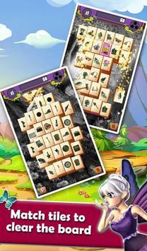 Mahjong Magic Worlds: Journey of the Wood Elves 截圖 9