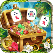 Mahjong World Adventure - The Treasure Trails icon