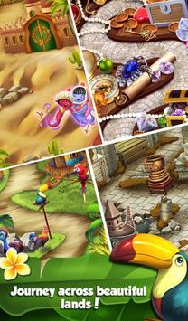 Mahjong World Adventure - The Treasure Trails screenshot 5