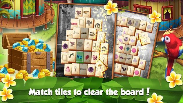 Mahjong World Adventure - The Treasure Trails poster