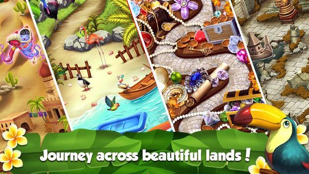 Mahjong World Adventure - The Treasure Trails screenshot 17