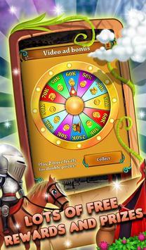 Match 3 Fantasy Quest: Hero Story screenshot 13