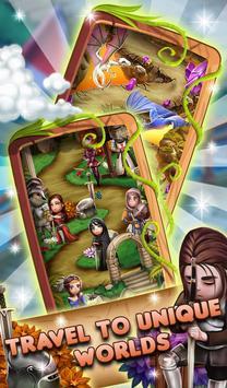 Match 3 Fantasy Quest: Hero Story screenshot 1