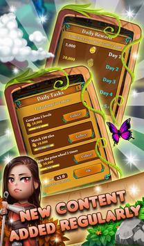 Match 3 Fantasy Quest: Hero Story screenshot 23