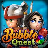 Bubble Burst Quest: Epic Heroes & Legends icon