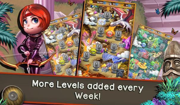 Bubble Burst Quest: Epic Heroes & Legends screenshot 7