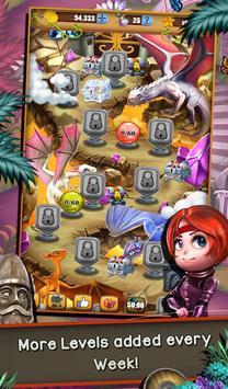 Bubble Burst Quest: Epic Heroes & Legends screenshot 1