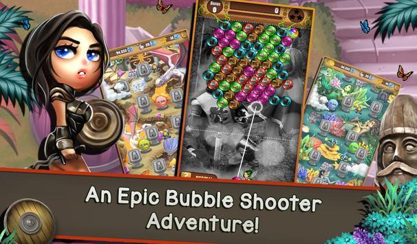 Bubble Burst Quest: Epic Heroes & Legends screenshot 22