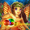 Bubble Pop Quest: Free Secret Elven Shooter Game icono