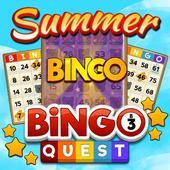 Bingo Quest - Summer Garden icon