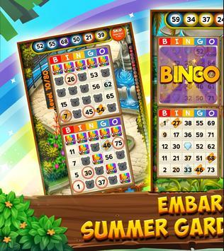 Bingo Quest - Summer Garden Adventure screenshot 7