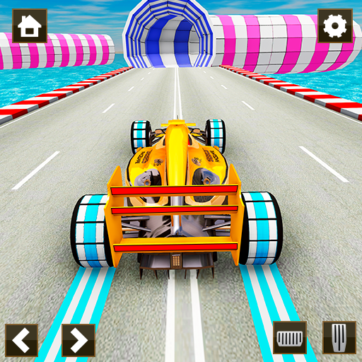 Download Impossible Formula Car Racing Stunt New Free Games For Android 2021