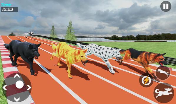 Dog Race Game: New Kids Games 2020 Animal Racing captura de pantalla 9