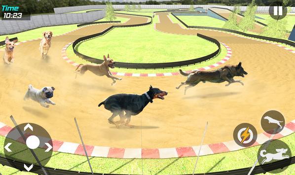 Dog Race Game: New Kids Games 2020 Animal Racing captura de pantalla 11