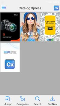 Catalog Xpress poster