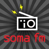 RadiOMG for SomaFM ícone
