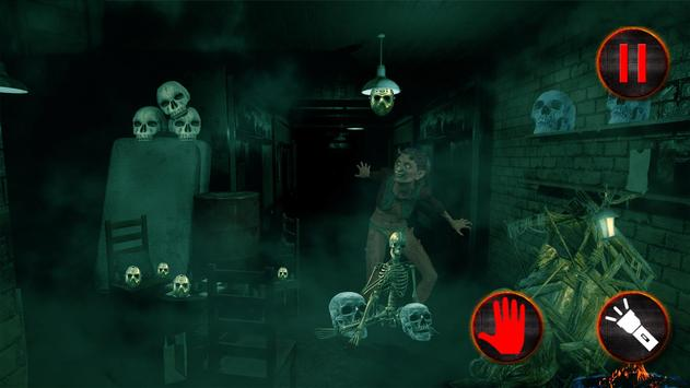 Scary Nun Adventure 3D:The Horror House Games 2K18 screenshot 2