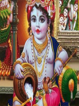 Krishna leela - hindi poster