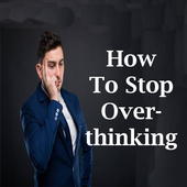 How to stop overthinking icon