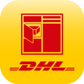 DHL Locker icon