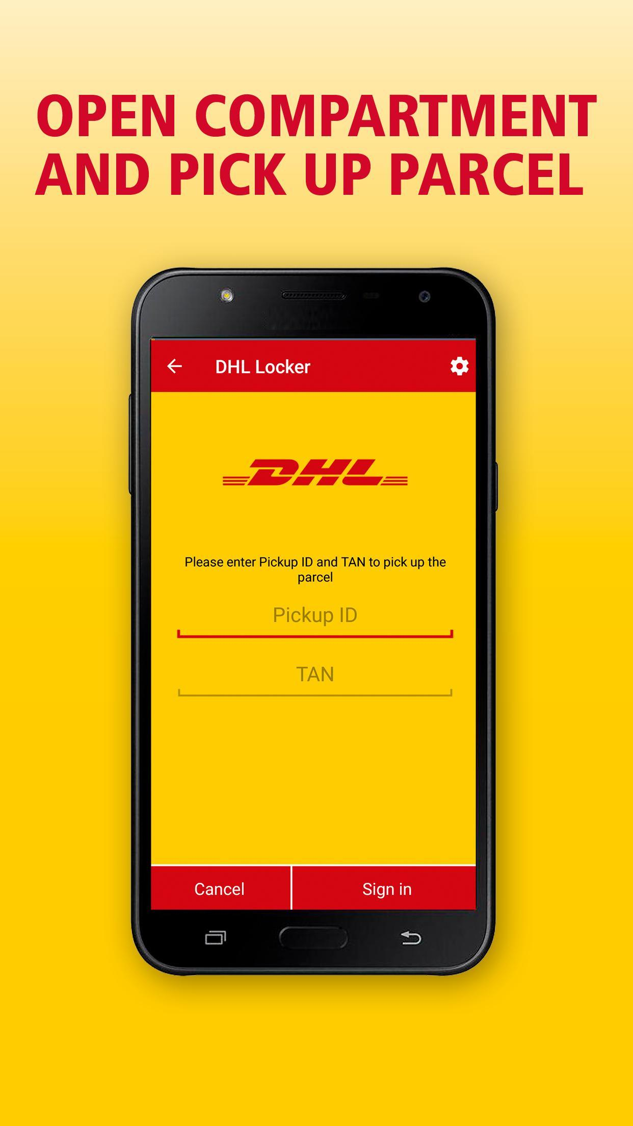 Dhl Pickup Locations >> Dhl Locker For Android Apk Download