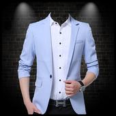 Men Photo Suit Editor icon