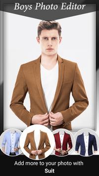 Men Photo Suit Editor screenshot 4