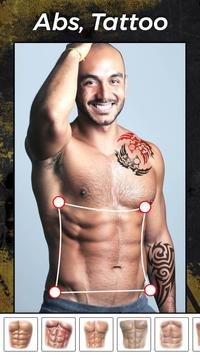 Six Pack Abs Photo Editor For Boys, Girls & Kids screenshot 3