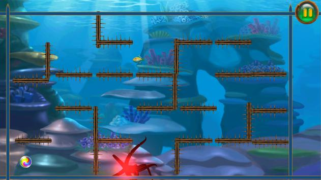 Maze games rescue fish screenshot 13