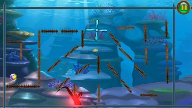 Maze games rescue fish screenshot 6