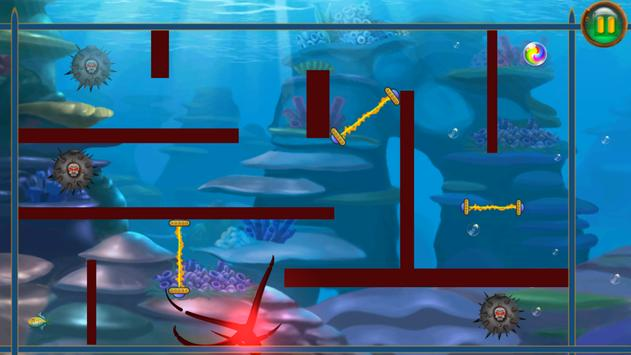 Maze games rescue fish screenshot 9