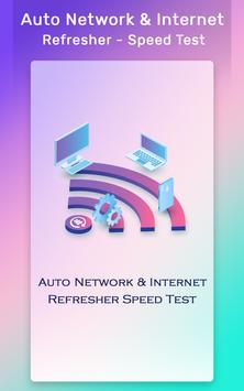 Auto Network & Internet Refresher - Speed Test screenshot 4