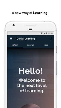 Deltai Learning poster