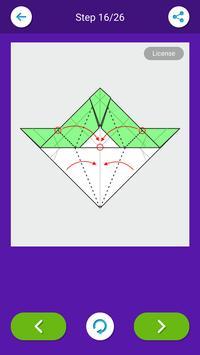 Origami Dinosaurs screenshot 5