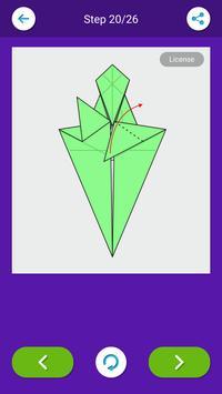 Origami Dinosaurs screenshot 6