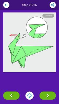 Origami Dinosaurs screenshot 7